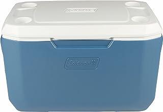 Coleman 3000001836 2 Way Handles Picnic Cooler, Blue, 66 liter