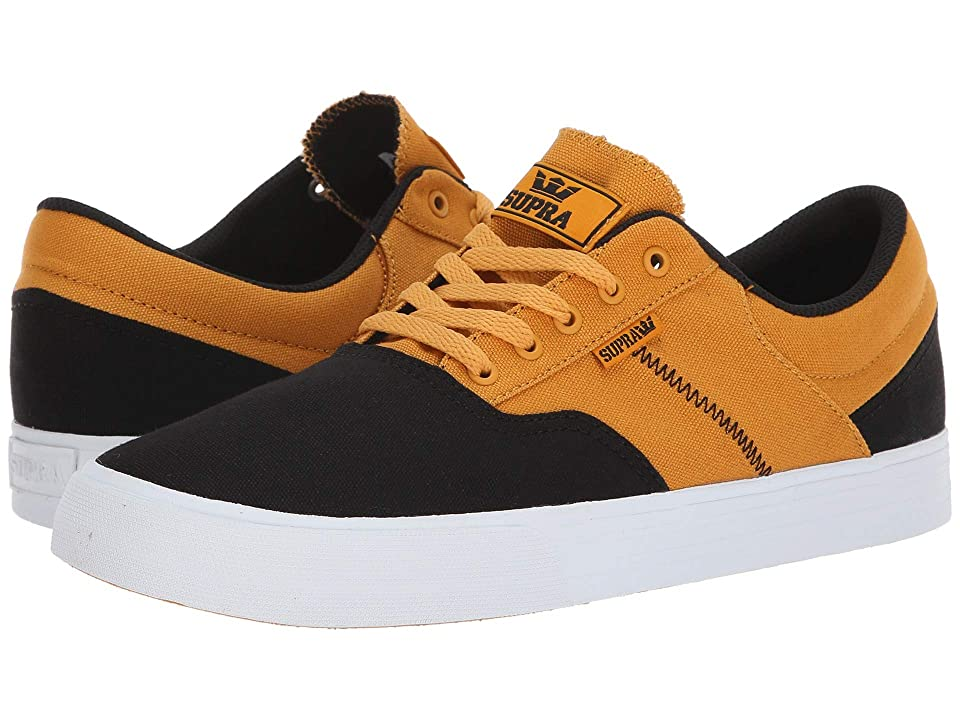 Supra Cobalt (Black/Golden/White) Men