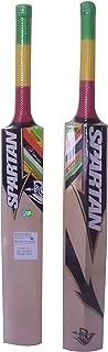 Spartan Chris Gayle Cyclone Full Size Kashmiri Willow Wood Cricket Bat - Carry Case