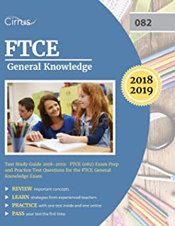 Best ftce general knowledge test Reviews