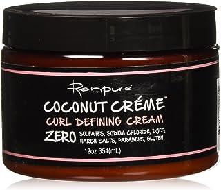 Renpure Coconut Creme Curl Defining Cream, 12 Ounce