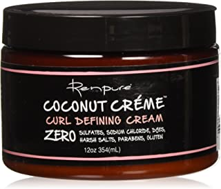 Renpure Coconut Creme Curl Defining Cream 12 Ounce