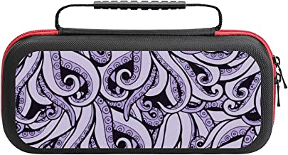 $26 » Ursula The Sea Witch Inspired Case Compatible with Switch Case Protective Carry Bag Hard Shell Storage Bag Portable Travel...