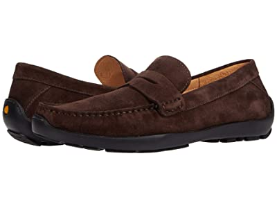 Samuel Hubbard Free Spirit for Him (Dark Brown Suede) Men