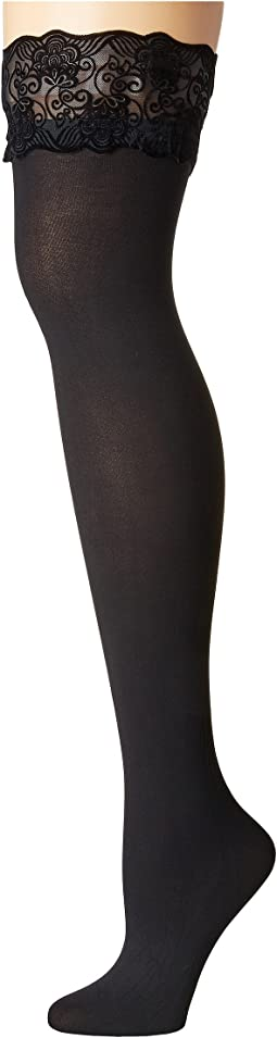 Pretty Polly - Velvet Lace Hold Ups