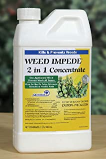 Weed Impede 2-in-1 Pre-Emergent and Post-Emergent Non-Selective Weed Control - Quart