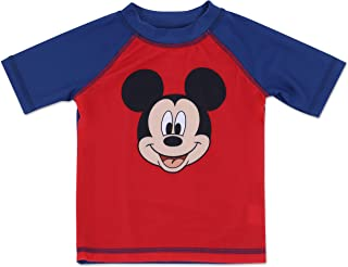 Authentic Character Toddler Boy Rash Guard UPF 50