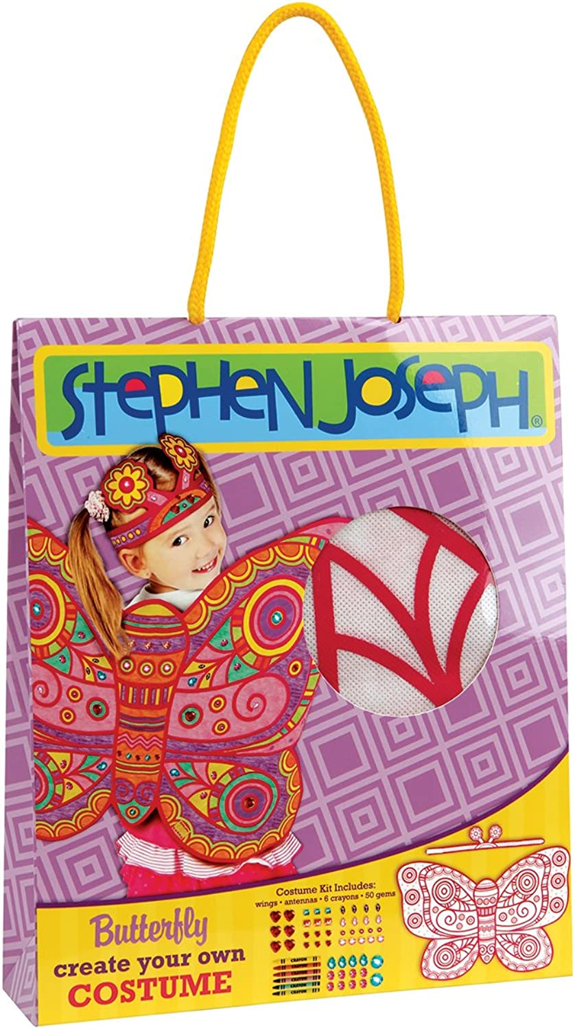 Stephen Joseph Create Your Own Costume, Butterfly