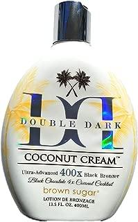 Black Chocolate Double Dark Coconut Cream 400X 13.5oz