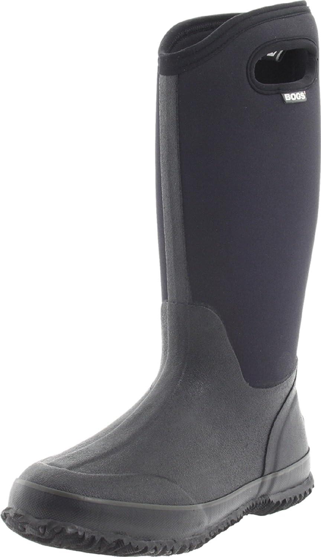 Bogs Women's Classic High Rain Boot Red