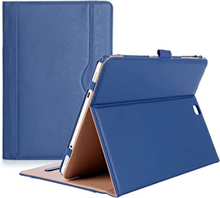 ProCase Galaxy Tab S2 9.7 Case - Leather Stand Folio Case Cover for Galaxy Tab S2 Tablet (9.7 Inch, SM-T810 T815 T813) - Navy