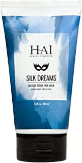 HAI SILK DREAMS Professional Hair Mask - Silk Protein Formula Repairs and Hydrates Damaged Hair