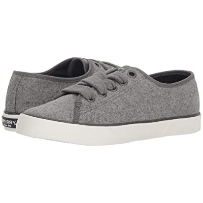 Sperry Pier View Wool (Dark Grey) Women