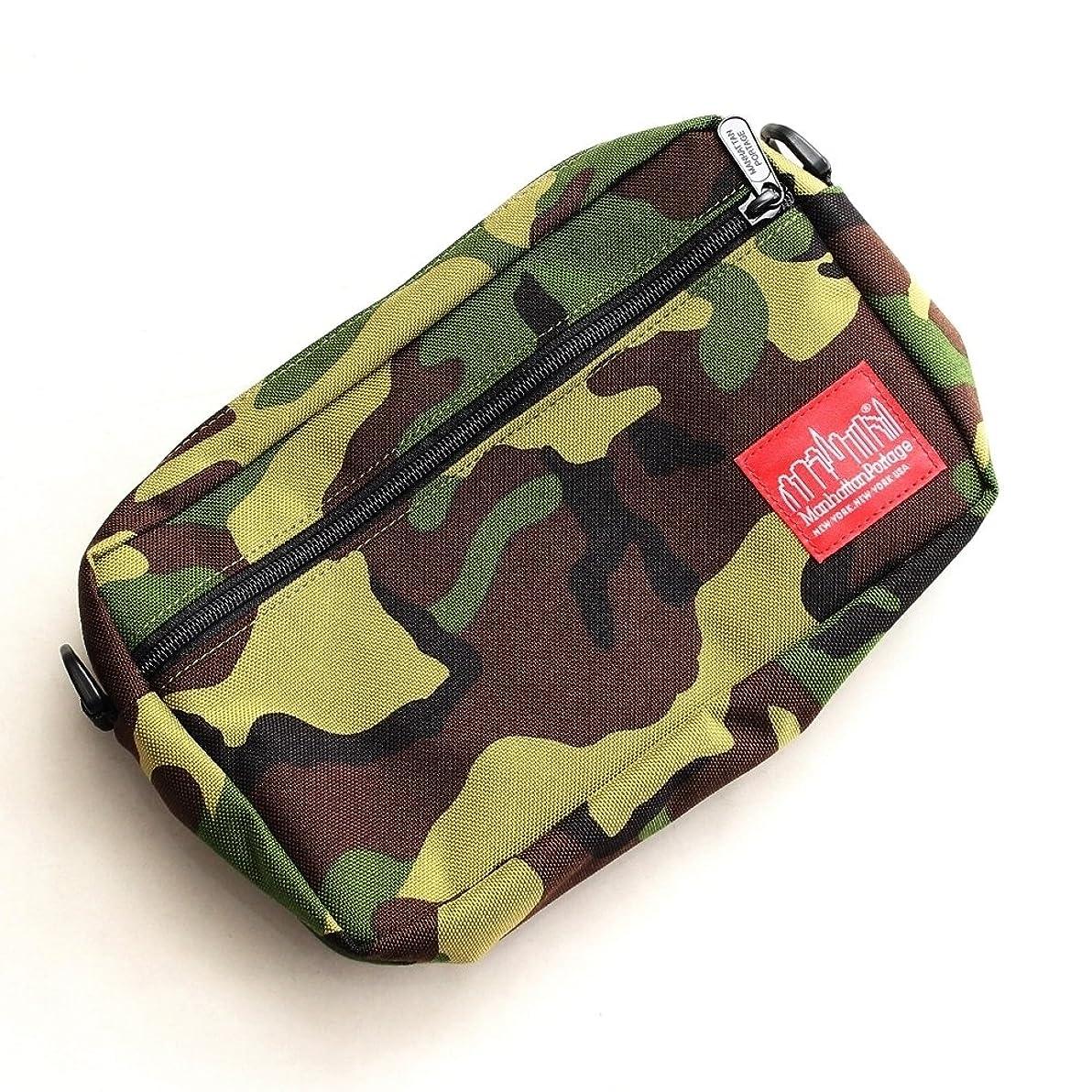 骨の折れる巨大難民マンハッタン ポーテージ メンズ レディース バッグ ブランド ショルダーバッグ ワンショルダー (66-mp1404l) カモフラージュ