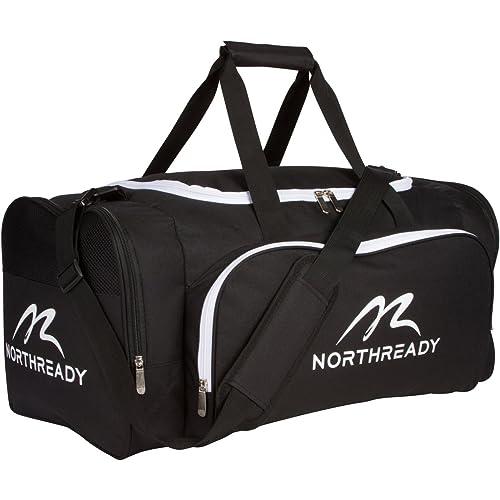 NORTHREADY Sports Duffel Gym Bag for Men 4523a04d65daa