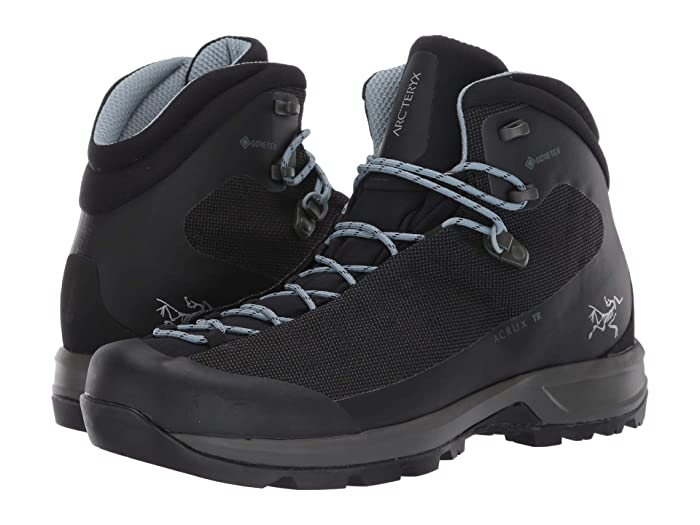 Arcteryx  Acrux TR GTX (Black/Robotica) Womens Hiking Boots