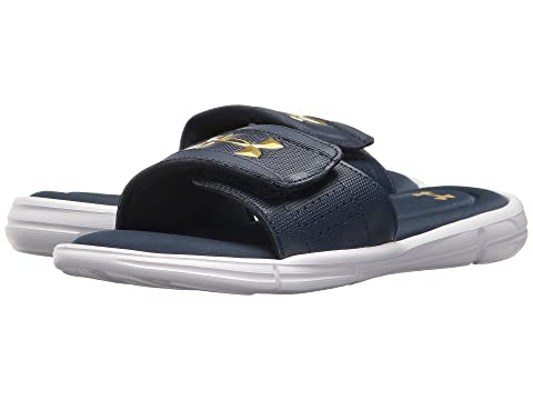 b4cd24d2af25 Under Armour Kids UA Ignite Slide (Little Kid Big Kid) at Zappos.com