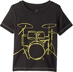 PEEK - Drummer Wanted Tee (Toddler/Little Kids/Big Kids)