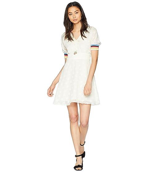 Juicy Couture 女士波点雪纺连衣裙 $28.99(约201.71元)