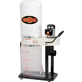 SHOP FOX W1727 1 HP Dust Collector
