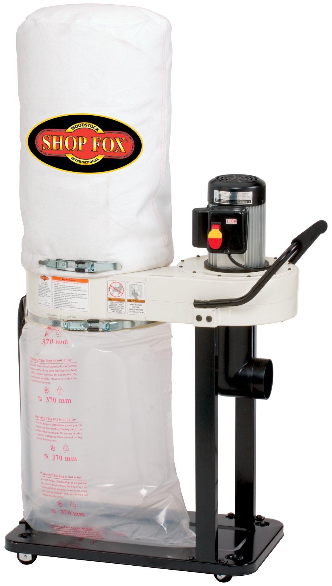 SHOP FOX W1727 Dust Collector
