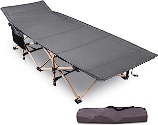 REDCAMP - Cama Plegable para Camping