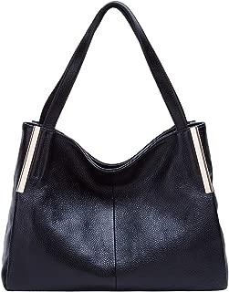 Leather Purses and Handbags Shoulder Bags for Women Elegant Satchel Totes