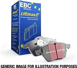 EBC Brakes UD537 Ultimax OEM Replacement Brake Pad