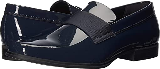 Dark Navy Patent