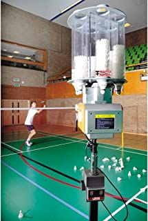 Praxis Partner Badminton Shuttle Feeder Robot v-328