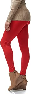   Seamless Full Length Leggings   Variety of Colors   One Size