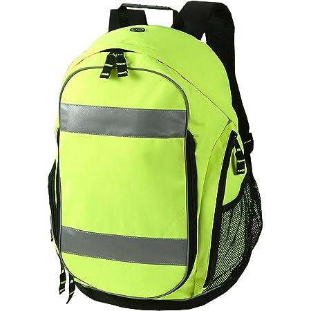 B-Click CHVR Standard High Visibility Work Cyclist Rucksack Backpack