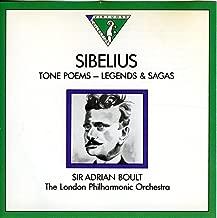 Sibelius: Tone Poems - Legends and Sagas (En Saga, Op.9; The Swan of Tuonela, Op.22, No.3; Pohjola's Daughter, Op.49; The Bard, Op.64; Lemminkainen's Homecoming, Op.22, No.4)
