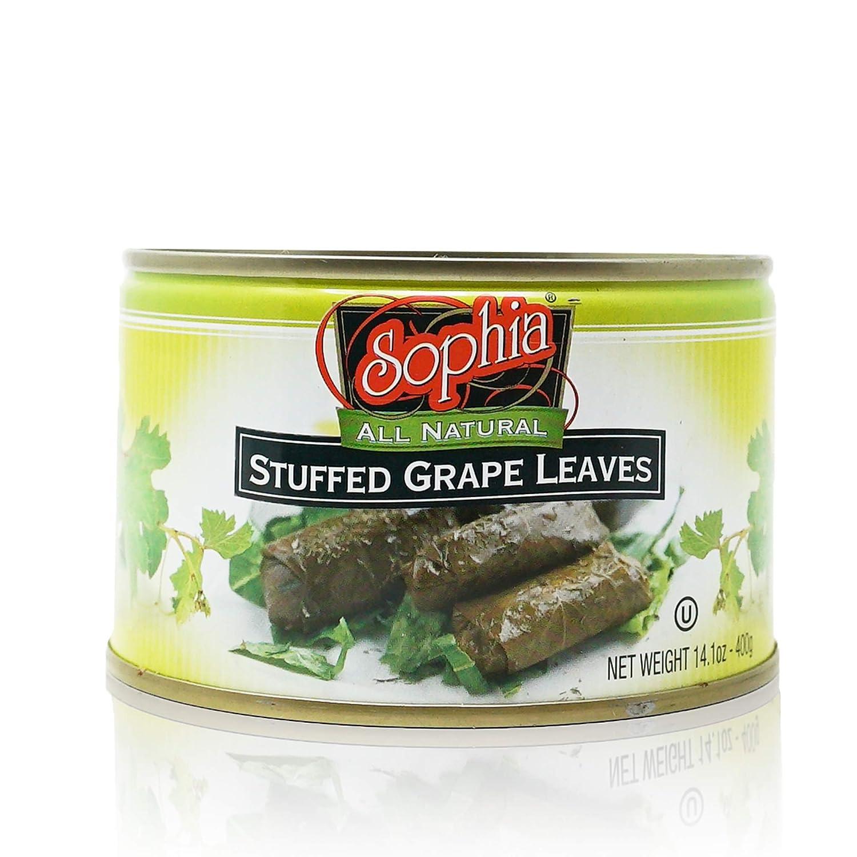 Sophia Grape Leaves - 14oz Stuffed low-pricing