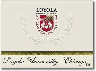 Best loyola university chicago graduation announcements Reviews