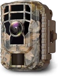 Campark Mini Trail Camera 16MP 1080P HD Game Camera...