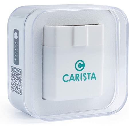 Carista OBD2 Bluetooth Adapter and App: Diagnose, Customize and Service Your VW, Audi, Nissan, Infiniti, Toyota, Lexus, BMW and Mini
