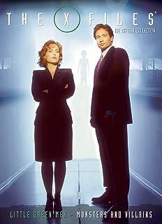X Files Villains