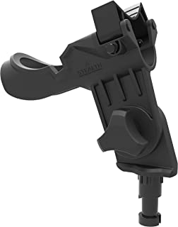 Stealth - Fishing Boat Rod Holder - Quick Release System and Easy Mounting Bass and Pontoon Boats Including Tracker, Basscat, Crestliner, Lund, Nitro, Triton, Ranger and Skeeter