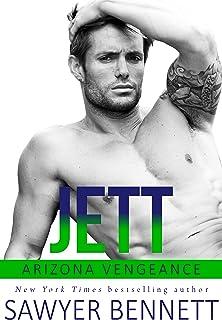 Jett: An Arizona Vengeance Novel