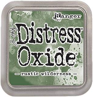 Ranger Tim Holtz-Distress Oxide-Ink Pad-Rustykalna dzikość, 7,6 x 7,6 cm