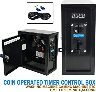 Best coin operated timer for washing machine Reviews