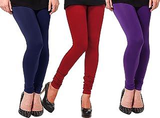 1 Stop Fashion Women's Leggings (Pack of 3)