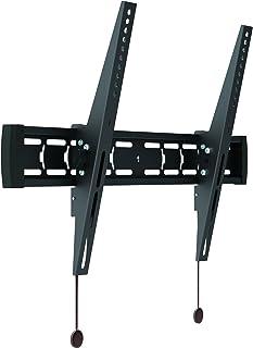 テレビ壁掛け金具 TVセッターチルト EI400 M/Lサイズ ブラック TVSTIEI400LB