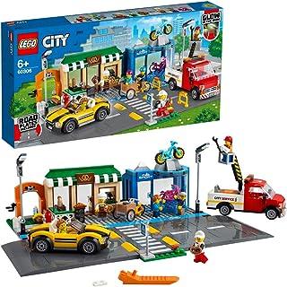 LEGO®CityShoppingStreet60306BuildingKit