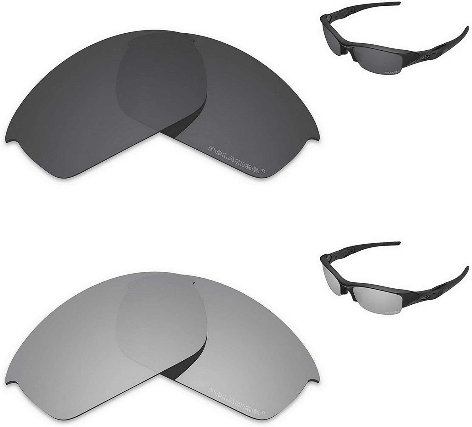 Tintart Performance Cheap super special price Lenses Compatible Rare with Po Flak Jacket Oakley