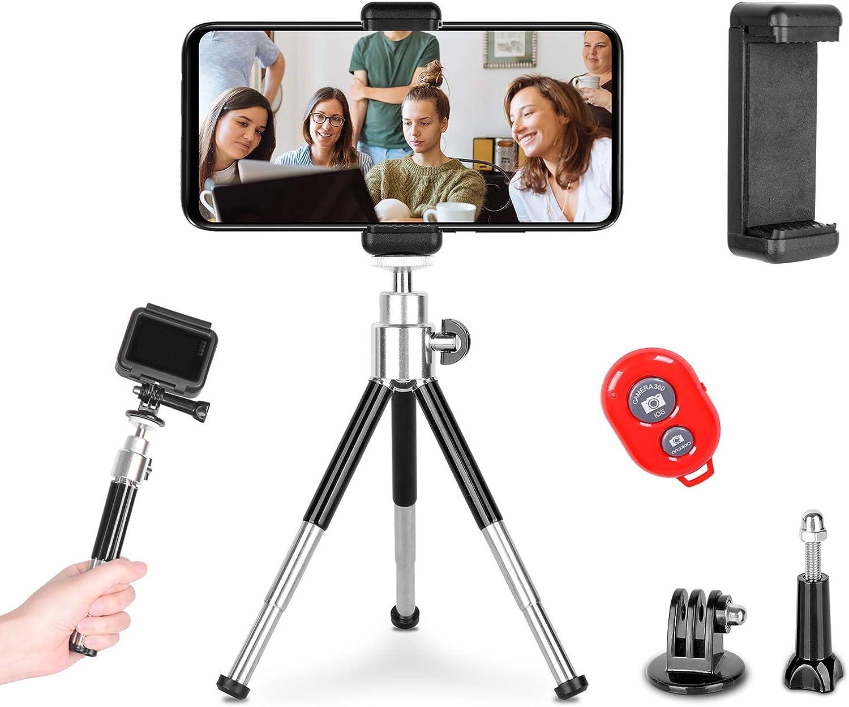 Emart Lightweight Mini Tripod for Stan Camera Webcam Brand Max 42% OFF new Extendable