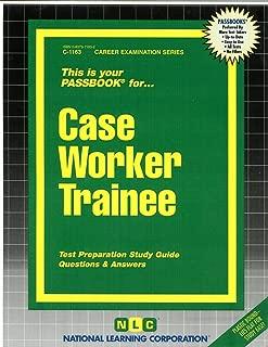 Caseworker Trainee(Passbooks) (Career Examination Series)