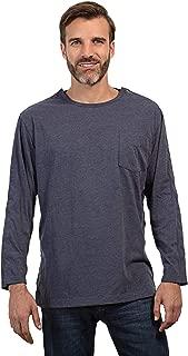 MAI Post Shoulder Surgery Shirts | Chemo Clothing | Men Long Sleeve Shirt