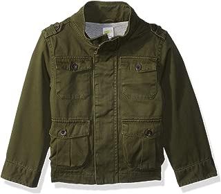 Crazy 8 Boys' Toddler Fashion Millitary Jacket